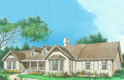 House Plan The Ashleigh