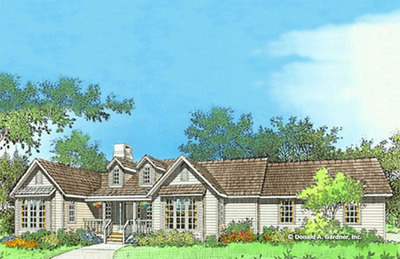 House Plan The Courtland